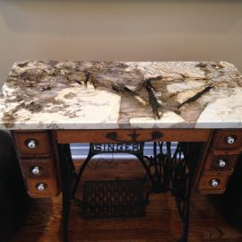 Custom+Marble+Table+Top+in+Orchard+Park+NY