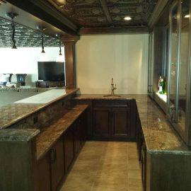 Granite+Basement+Bar+in+Orchard+Park+NY
