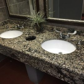 Granite+Bathroom+Counter+in+Tullys+Amherst+NY