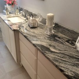 Granite+Bathroom+Countertop+Design+in+Amherst+NY