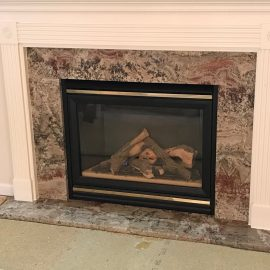 Granite+Fireplace+in+Amherst+NY