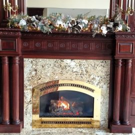 Granite+Fireplace+in+Hamburg+NY