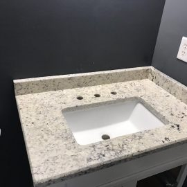 Marble+Bathroom+Vanity+Design+in+Amherst+NY