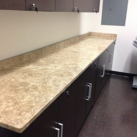 Marble+Countertop+in+Senece+Office+Buffalo+NY