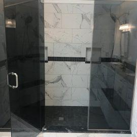 Marble+Shower+Curb+in+Hamburg+NY