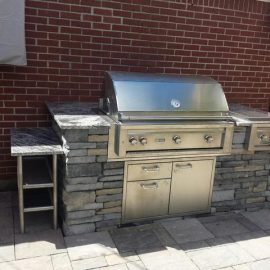 Outdoor+Granite+Kitchen+Designs+in+Amherst+NY